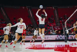 No. 17 Utah Volleyball Heads to Provo for NCAA Tournament
