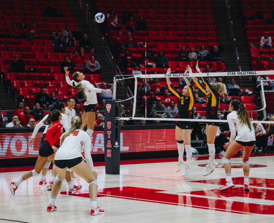 Utah Volleyball Heads to Sweet 16 After Record Setting Weekend