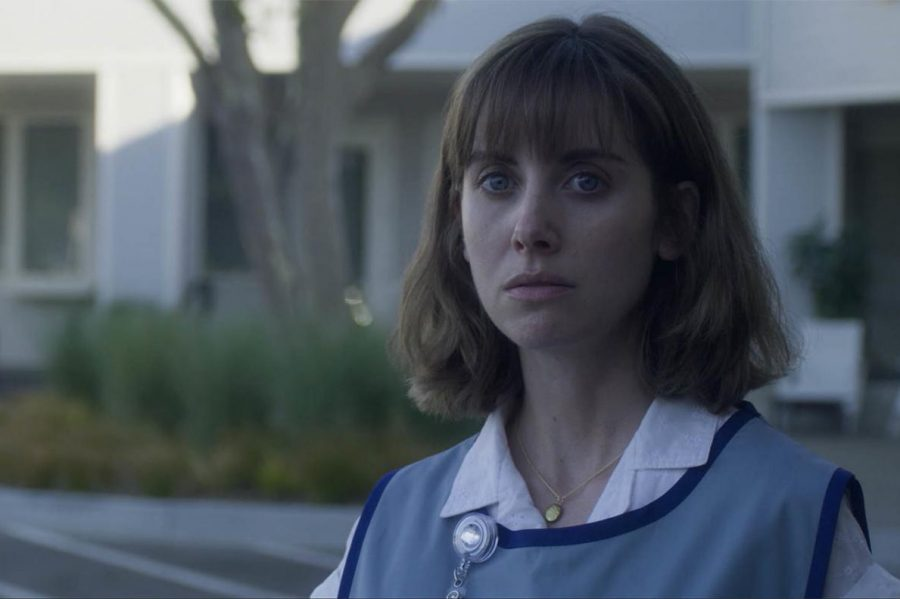 Alison Brie appears in Horse Girl by Jeff Baena, an official selection of the Premieres program at the 2020 Sundance Film Festival. Courtesy of Sundance Institute.