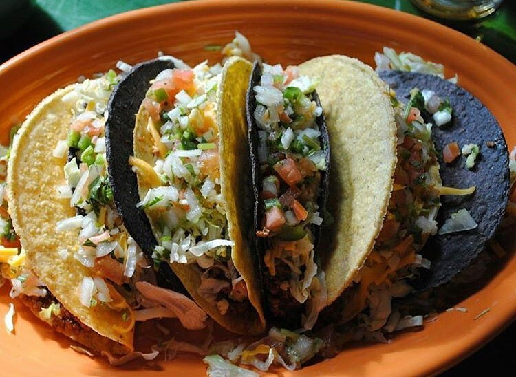 Every Tuesday is Taco Tuesday at Tres Hombres Mexican Grill & Cantina (Courtesy Tres Hombres)