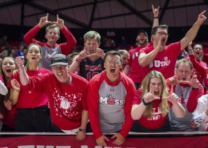 Swim and Dive: Utah Caps Strong Performances at Home Diving Invitational