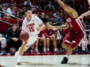 Runnin' Utes Have Winning Weekend at Home