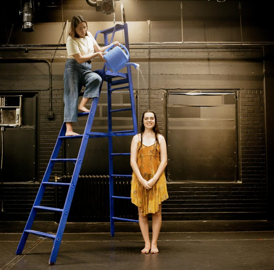 Artist of the Week: From the Page to the Stage, DiNucci Writes, Produces and Directs Her Own Play