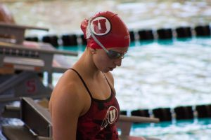 Utah Swim and Dive Have Strong Weekend Showing