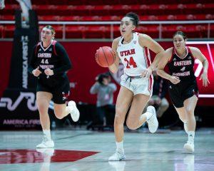 Utah Women's Basketball Picks Up Two Big Road Wins