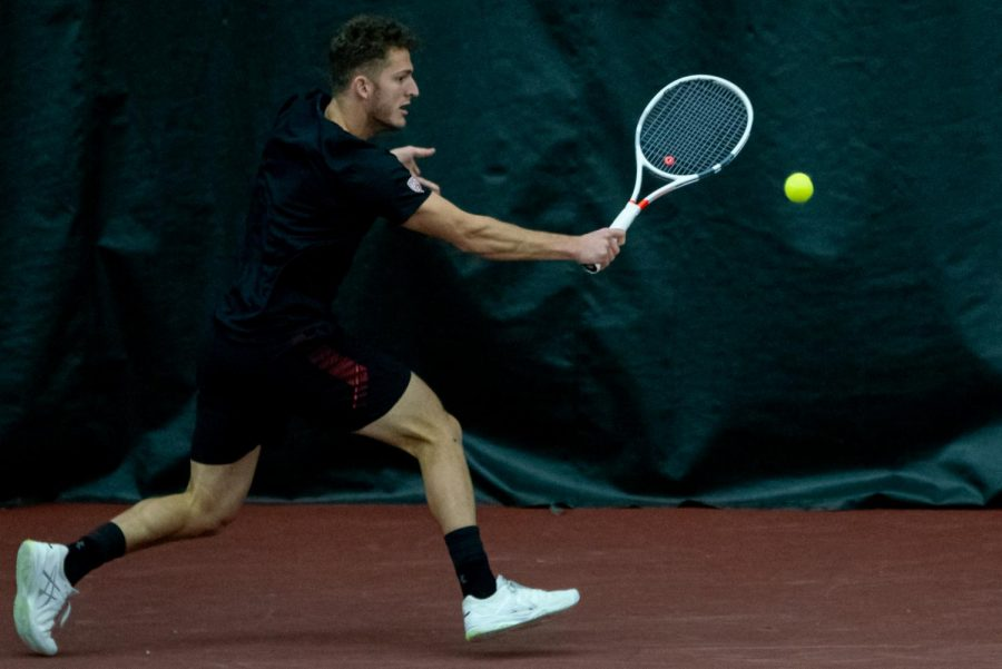 Utah Men's Tennis Looks To Continue Home Success