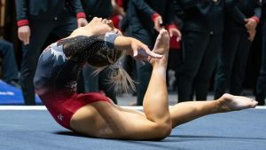 Battle of the Best as No. 3 Utah Gymnastics Set to Take on No. 3 UCLA