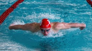 Swim and Dive: Utah Sweeps BYU at Ute Natatorium