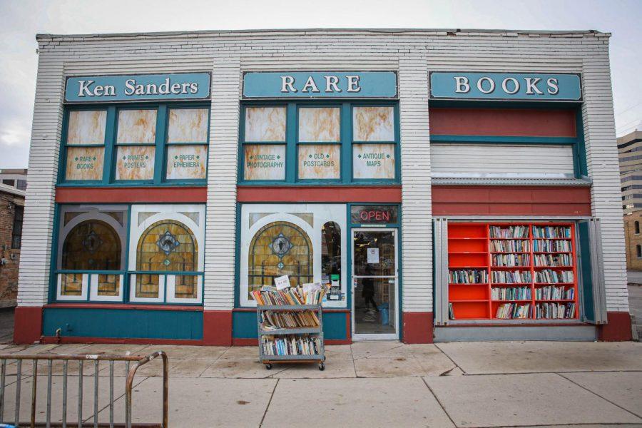 At+Ken+Sanders+Rare+Book+Store%2C+Thursday%2C+Jan.+30%2C+2020%2C+in+Salt+Lake+City.+%28+Photo+by+Cassandra+Palor+%7C+Daily+Utah+Chronicle%29%0A