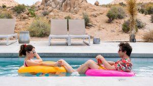 Wedding Weekend Redefined in 'Palm Springs'