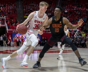 Women's Basketball: Utes Take Timeout, Have Two Days Off in Preparation for Road Games