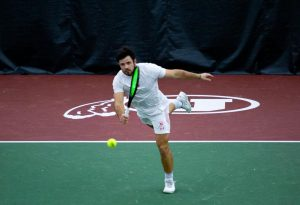 Utah Tennis Finishes Strong Weekend on the Road