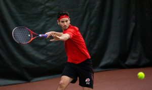 Utah Tennis Looks to Rebound After Struggles on the Road