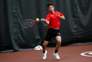 Utah Tennis Remains Undefeated at Home with Upsets Over Ranked Teams