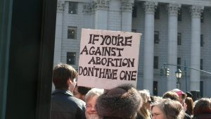 Hibben: Abortion Exceptions Aren't Helpful