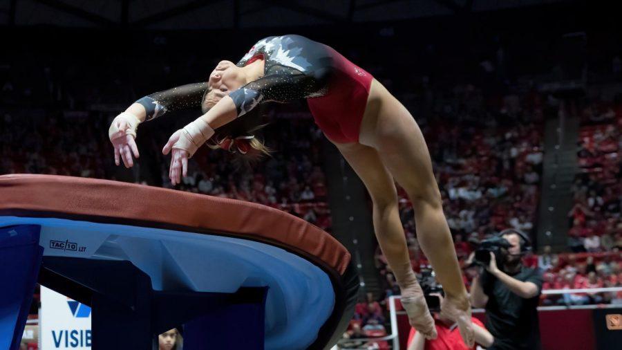 No. 4 Utah Gymnastics Clinches Regular Season Championship With Win Over No. 13 Washington