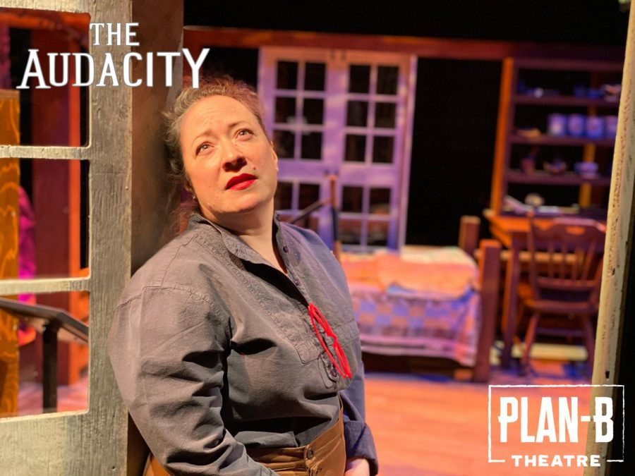 Plan-B Theatre Presents 'The Audacity' To Online Audience