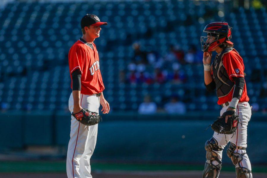 Utah Baseball Goes 1-2 In Series Against UT Arlington