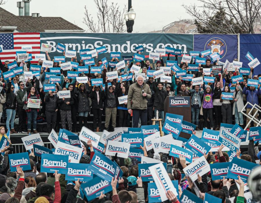 On+Mar.+2%2C+2020%2C+Vermont+Sen.+Bernie+Sanders+held+a+rally+at+Utah+State+Park+a+day+prior+to+Super+Tuesday.