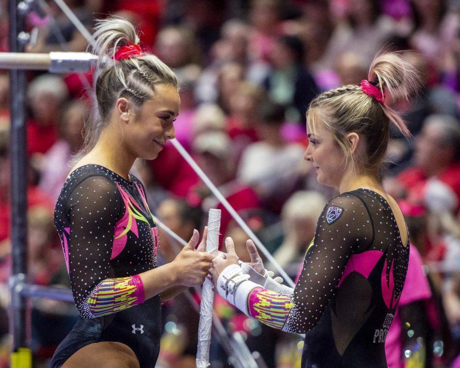 Leadoff Versus Anchor: How Both Change Gymnastics