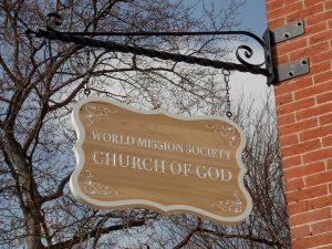 The U denied rumors that the Mother of God Church was involved in sex trafficking. (Courtesy Wikimedia Commons)
