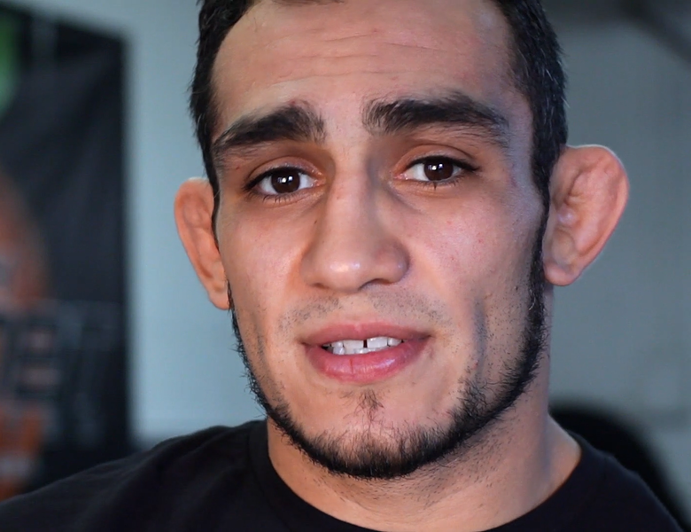 """Tony """"El Cucuy"""" Ferguson was scheduled to compete against Khabib Nurmagomedov in a highly-anticipated UFC fight. Now, the fight has been postponed because of the COVID-19 pandemic. (Courtesy Wikimedia Commons)"""