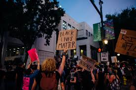 Members of the music industry support the BLM protests that have followed George Floyd's death.