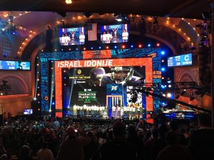 NFL Draft, Chicago 2016. Image via WikiMedia Commons