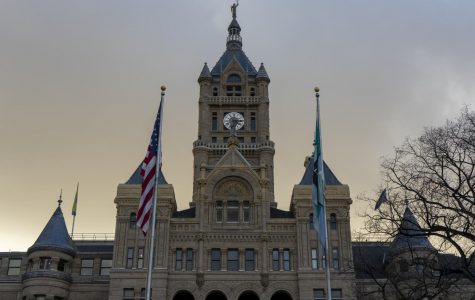 The Salt Lake City and County Building located in downtown Salt Lake City (Photo by Jalen Pace | The Daily Utah Chronicle)
