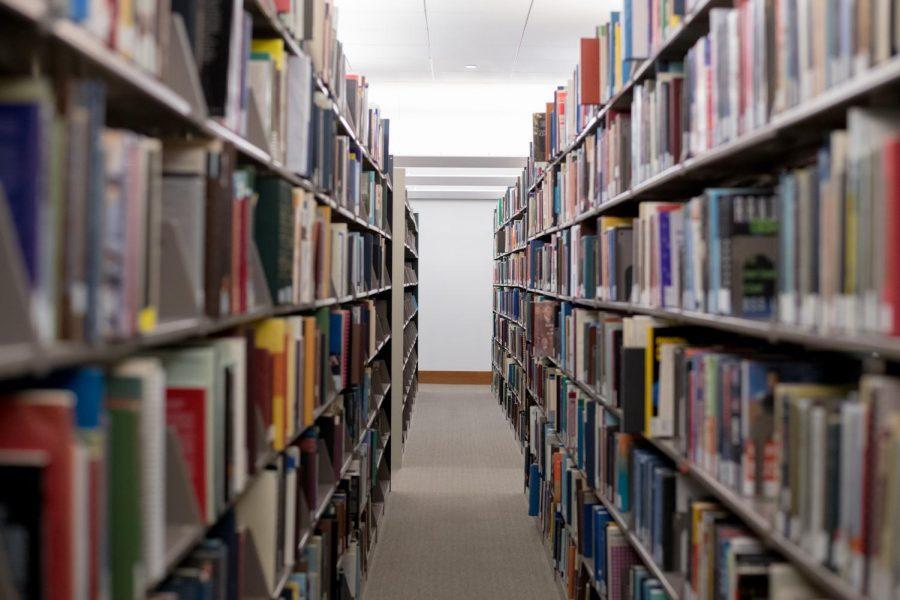 J.+Willard+Marriott+Library+in+Salt+Lake+City%2C+UT+on+Wednesday+May+23%2C+2018.+%28Photo+by+Curtis+Lin+%7C+Daily+Utah+Chronicle%29