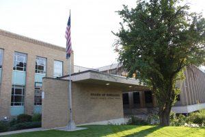 A Utah State Board of Education office in Salt Lake City, Utah on Friday, Aug. 28, 2020. (Gwen Christopherson | Daily Utah Chronicle)