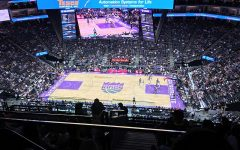 Inside of Golden 1 Center during a Sacramento Kings NBA Summer League game (July 3, 2018) (Image via Wikimedia Commons)