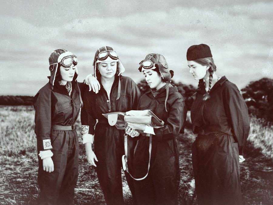 """The Night Witches"" (Courtesy Aaron Swenson)"