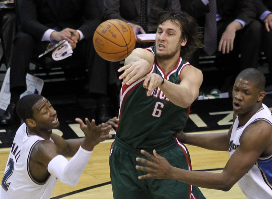 Wizards v/s Bucks 03/08/11 (Image via WikiMedia Commons)