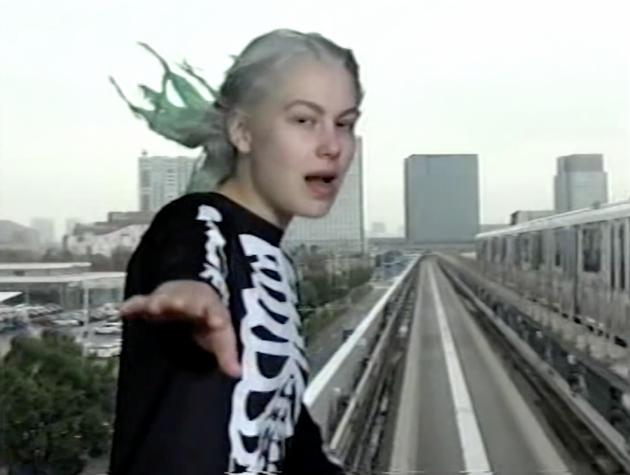 Still+from+the+music+video+for+%22Kyoto%22+by+Phoebe+Bridgers.+%28Courtesy+Vevo+and+Phoebe+Bridgers%29
