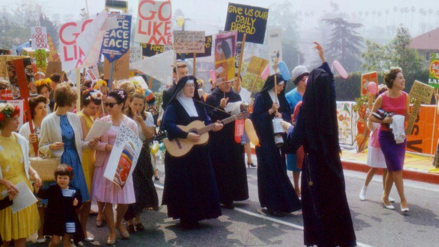 (Photo by Corita Art Center, Immaculate Heart Community, Los Angeles. Courtesy: Sundance)