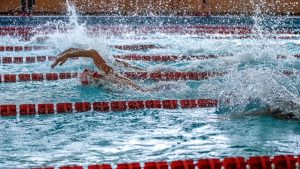 Utah Swim and Dive beats WSU in First Competition of the Season