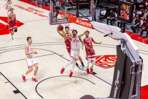 Runnin' Utes End Four Game Losing Streak With Big Win Over Stanford