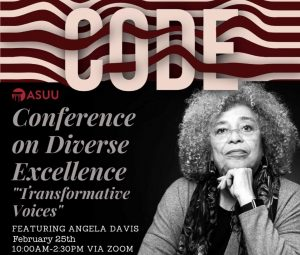 Dr. Angela Davis to be Keynote Speaker at 2021 Virtual CODE Event
