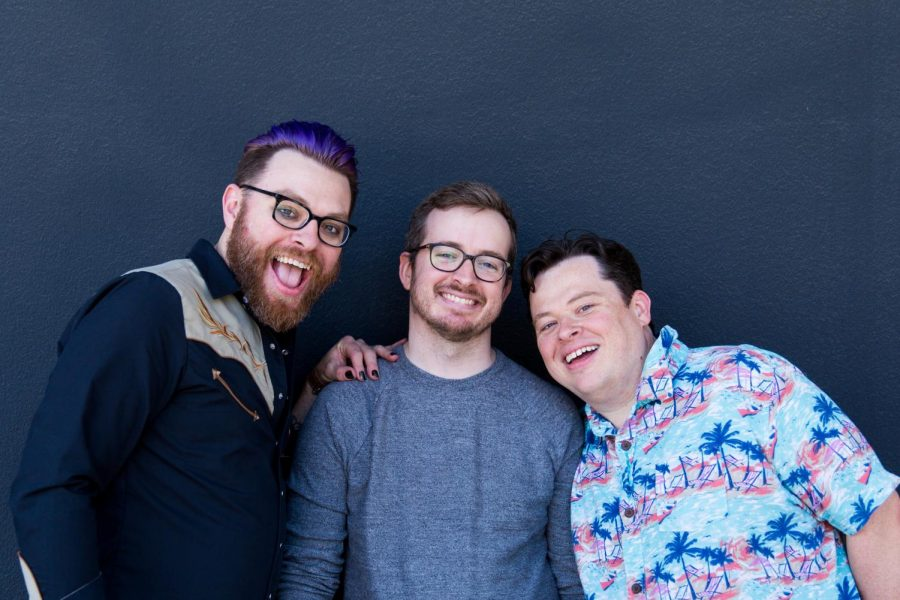 The McElroy Brothers (Courtesy the McElroy Family)