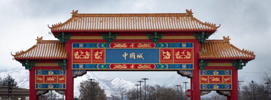 Salt Lake City China Town 2021 (Hailey Danielson | Daily Utah Chronicle)