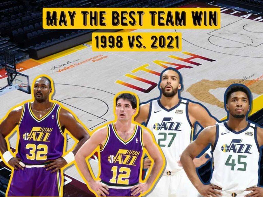 The Best Utah Jazz Team of All-Time, 1998 vs. 2021