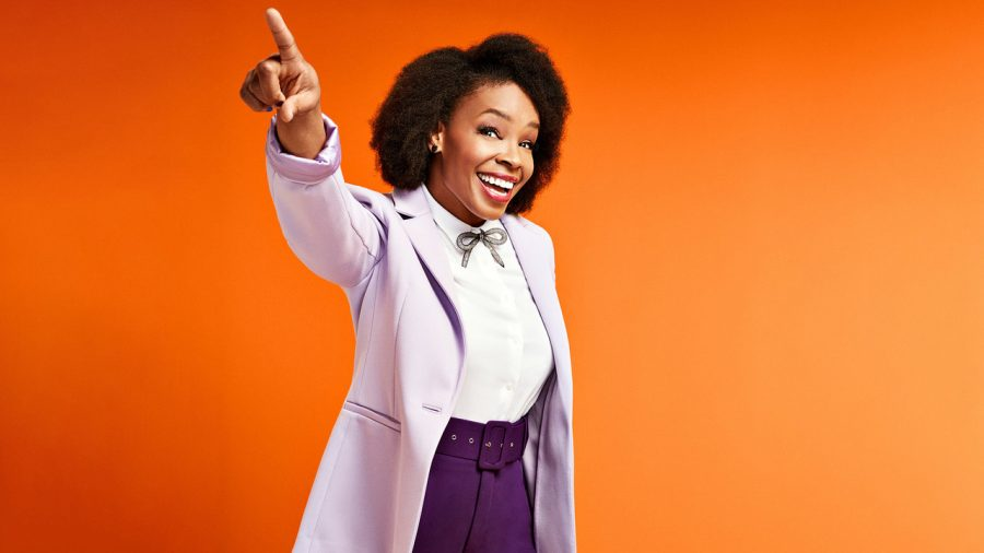 Amber Ruffin for