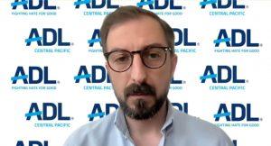Vlad Khaykin 'Breaks the Silence' During 2021 U Remembers Keynote Address