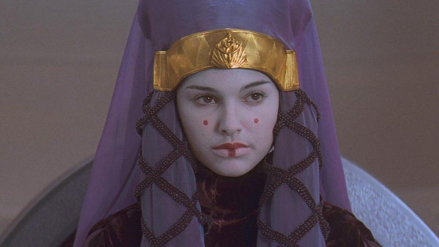 Queen Amidala (Natalie Portman) in