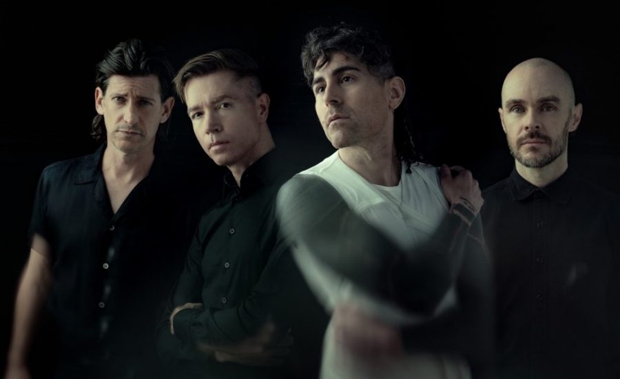 AFI returns with new album and virtual gallery. (Courtesy Jacob Boll)