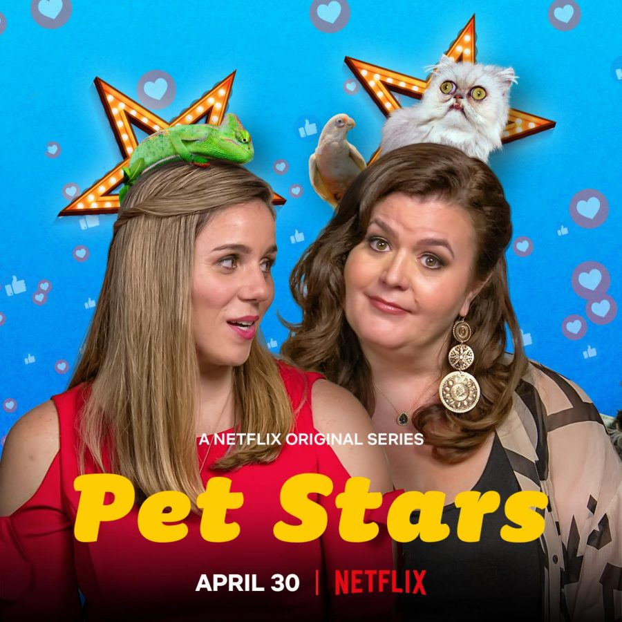 """Pets on Q"" stars Colleen Wilson and Melissa May Curtis. (Courtesy Netflix)"