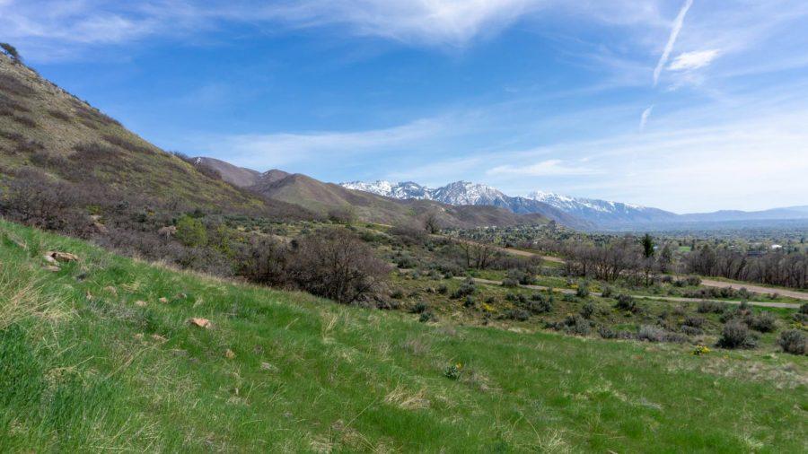 Local hiking trails near the University of Utah