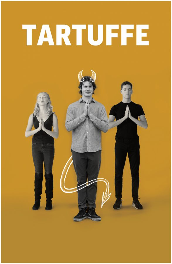 Tartuffe Promotion Image. (Courtesy University of Utah Department of Theatre)