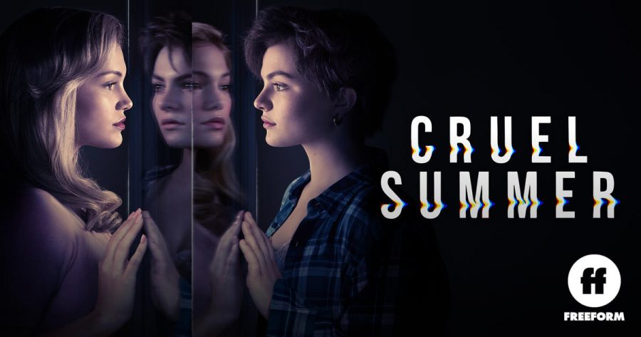 promo+photo+of+curel+summer+featuring+lead+actresses+face+to+face+with+mirrors+and+reflections+between+them